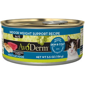 AvoDerm Adult Cat Food Indoor Weight Control Formula