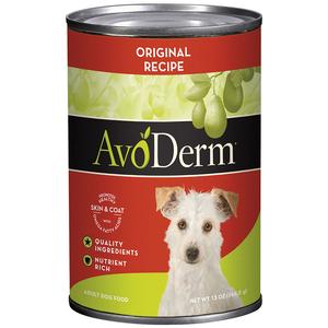 AvoDerm All Life Stages Dog Food Original Formula
