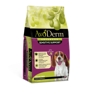 AvoDerm Revolving Menu Duck Recipe For Adult Dogs