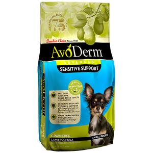AvoDerm Revolving Menu Lamb Recipe For Small Breed Dogs