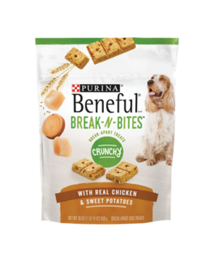 Beneful Break-N-Bites Crunchy With Real Chicken & Sweet Potatoes