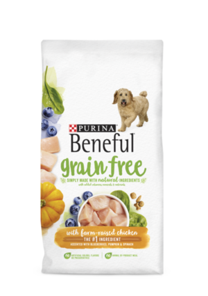 Menadione Free Dog Food