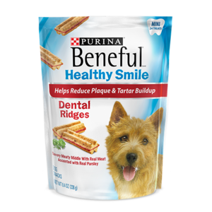 Beneful Healthy Smile Dental Ridges Mini