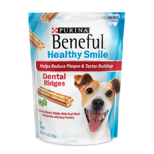 Beneful Healthy Smile Dental Ridges Small/Medium
