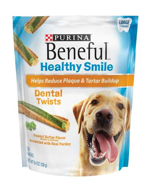 Beneful Healthy Smile Dental Twists (Large)