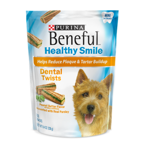 Beneful Healthy Smile Dental Twists Mini
