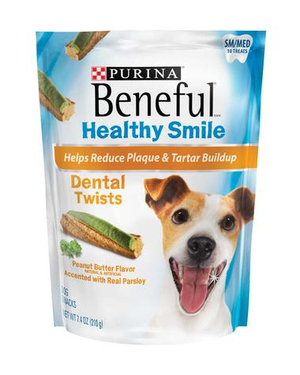Beneful Healthy Smile Dental Twists (Small/Medium)