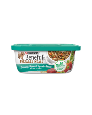 Beneful Prepared Meals Savory Rice & Lamb Stew