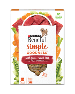 Beneful Simple Goodness With Farm-Raised Beef