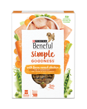 Beneful Simple Goodness With Farm-Raised Chicken
