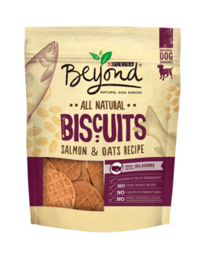 Beyond Biscuits Salmon and Oats Recipe