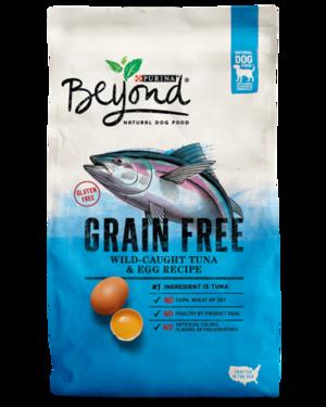 Purina Beyond Grain Free Wild-Caught Tuna & Egg Recipe