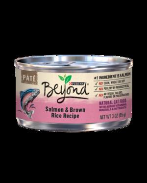 Purina Beyond Paté Salmon & Brown Rice Recipe