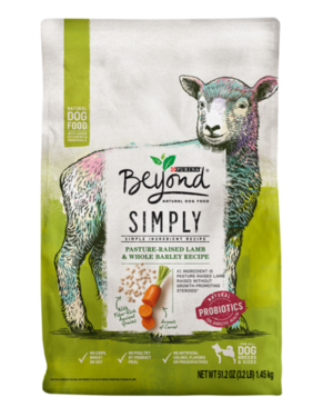 Beyond Simply 9 Ranch Raised Lamb and Whole Barley Recipe