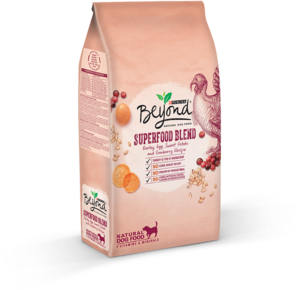 Beyond Superfood Blend Barley, Egg, Sweet Potato and Cranberry Recipe