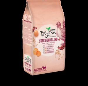 Purina Beyond Superfood Blend Barley, Egg, Sweet Potato & Cranberry Recipe