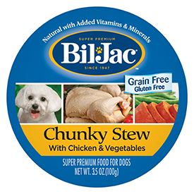 Bil Jac Chunky Stew With Chicken & Vegetables