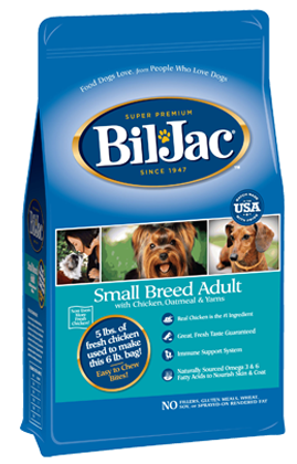Bil Jac Dry Food Small Breed Adult