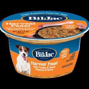 Bil Jac Harvest Feast With Turkey & Sweet Potatoes In Gravy