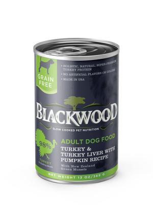 Blackwood Adult Dog Food Turkey, Tripe and Vegetable Recipe