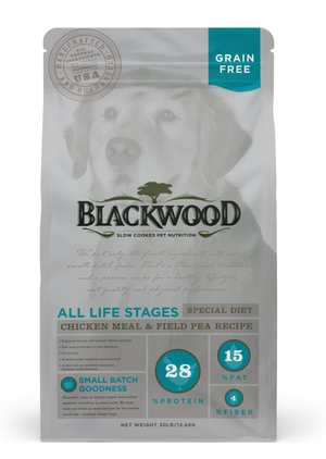 Blackwood All Life Stages Special Diet - Chicken Meal & Field Pea Recipe