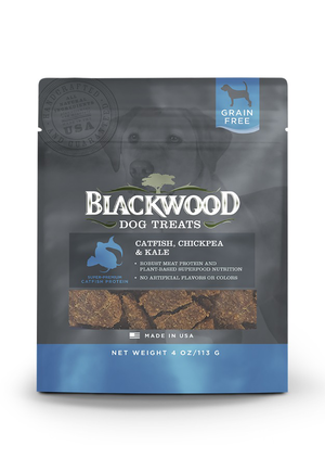Blackwood Dog Treats Catfish, Chickpea & Kale