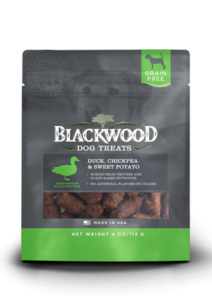 Blackwood Dog Treats Duck, Chickpea & Sweet Potato