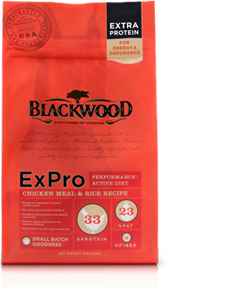 Blackwood ExPro Performance / Active Diet - Chicken Meal & Rice Recipe