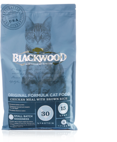 Blackwood Original Formula Cat Food Chicken Meal With Brown Rice