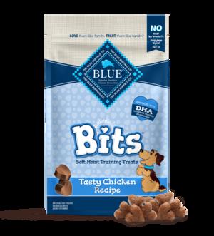 Blue Buffalo Blue Bits Soft-Moist Tasty Chicken Recipe
