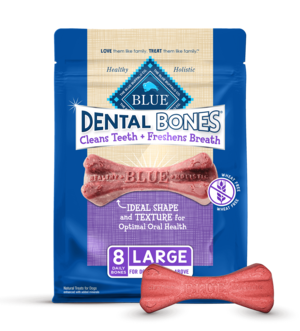Blue Buffalo Dental Bones Large