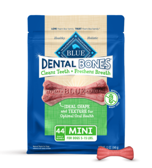 Blue Buffalo Dental Bones Mini