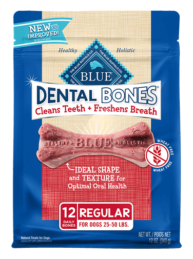 Blue Buffalo Dental Bones Regular