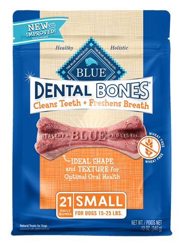 Blue Buffalo Dental Bones Small