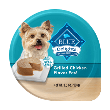 Blue Buffalo Divine Delights Grilled Chicken Flavor In Savory Juices