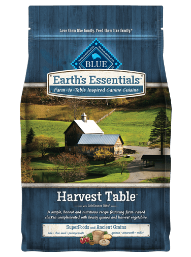 Blue Buffalo Earth's Essentials Harvest Table