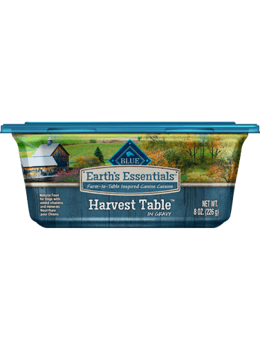 Blue Buffalo Earth's Essentials Harvest Table In Gravy