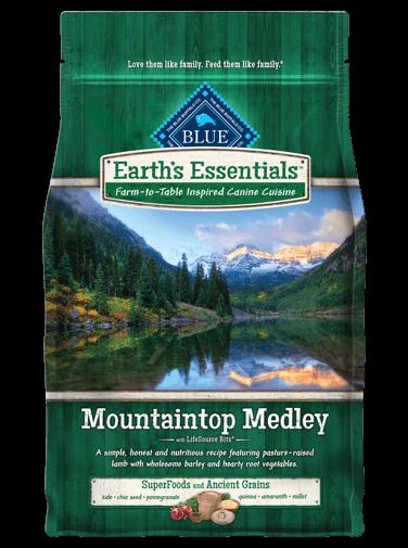 Blue Buffalo Earth's Essentials Mountaintop Medley
