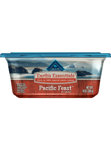 Blue Buffalo Earth's Essentials Pacific Feast In Gravy