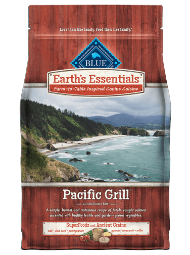 Blue Buffalo Earth's Essentials Pacific Grill