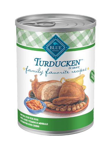 Blue Buffalo Family Favorite Recipes Turducken