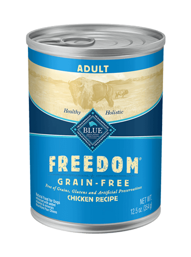 Blue Buffalo Freedom Chicken Recipe For Adult Dogs