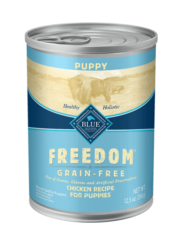Blue Buffalo Freedom Chicken Recipe For Puppies