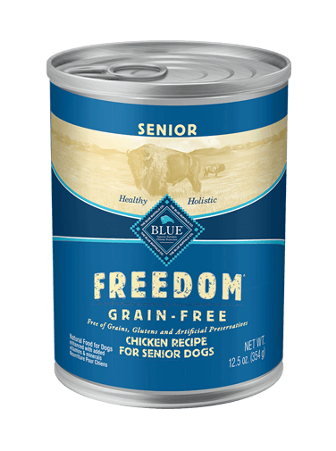 Blue Buffalo Freedom Chicken Recipe For Senior Dogs