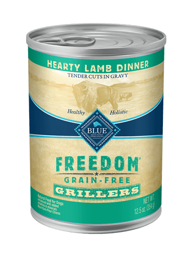 Blue Buffalo Freedom Grillers Hearty Lamb Dinner