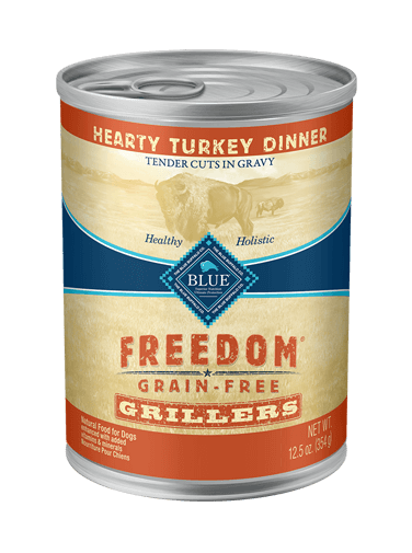 Blue Buffalo Freedom Grillers Hearty Turkey Dinner