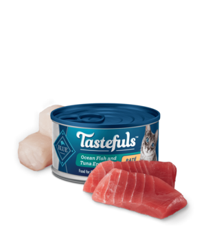 Blue Buffalo Healthy Gourmet Ocean Fish and Tuna Entree Pate