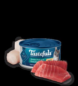 Blue Buffalo Healthy Gourmet Ocean Fish & Tuna Entree Pate