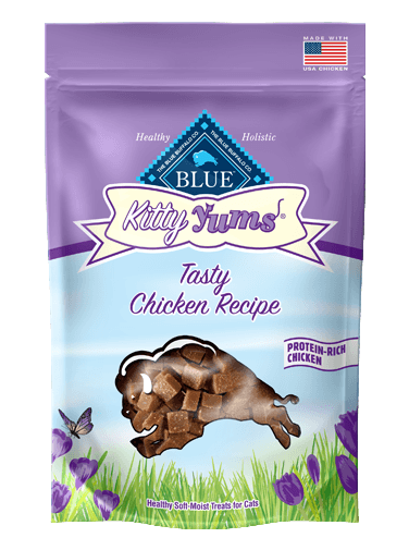 Blue Buffalo Kitty Yums Tasty Chicken Recipe