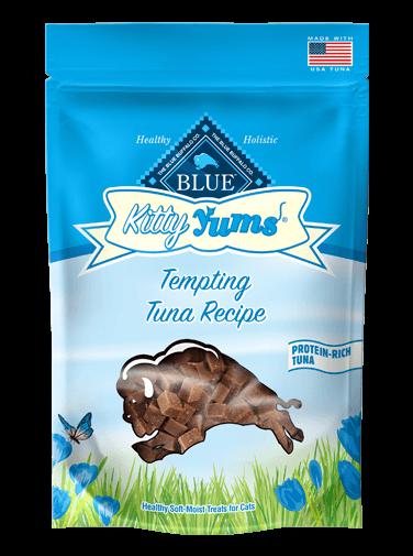 Blue Buffalo Kitty Yums Tempting Tuna Recipe